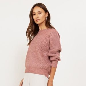 Modern Citizen Ryan Crew Neck Boyfriend Sweater